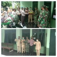 KEJUTAN FORKOMPIMCA NGAMPILAN DI HUT TNI KE - 75 SINERGI BERSAMA NEGERI